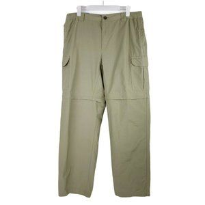 Columbia Mens Crested Butte Convertible Pants Lx32
